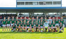 The Kilmurry Ibrickane team which drew with Miltown in the senior football county final at Cusack Park. Photograph by John Kelly.