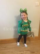 Chloe Scanlan, Tiermaclane, aged 2