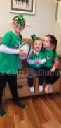 Croía (9) , Brenna (4), Mark 18 months