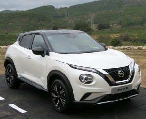 The new Juke builds on the outgoing model but with a more mature look.