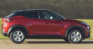 The new Nissan Juke