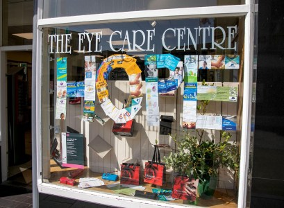 The Way of the Heart The Eye Care Centre.