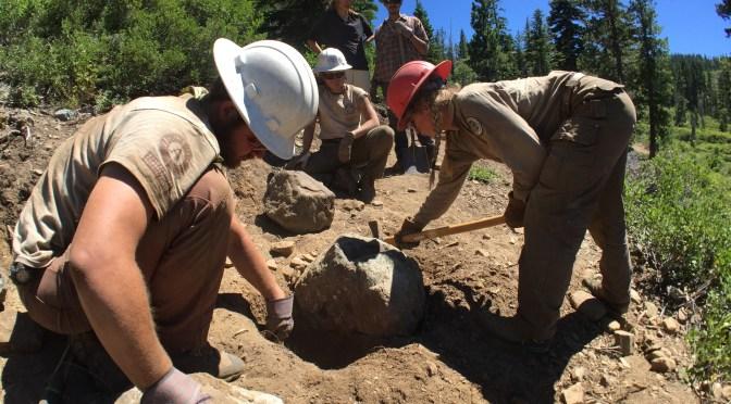 PCTA Trail Crew: Sierra Buttes