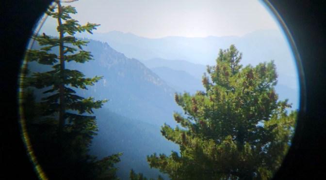 Tahoe Rim Trail: Day 3