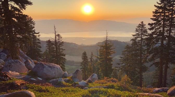 Tahoe Rim Trail: Day 4