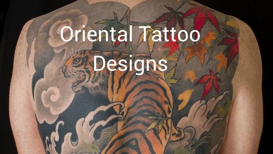 Oriental Tattoo Designs