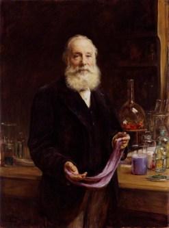 by Sir Arthur Stockdale Cope, oil on canvas, 1906