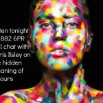 Interview with Chris Ilsley 6PR Perth – Hidden Meaning of Colours