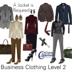 What is Business Classic workwear?