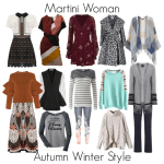 How to dress the Martini (inverted triangle) woman for autumn/winter 2017