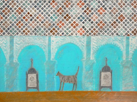 Paintings by Tracey Johnston from £180