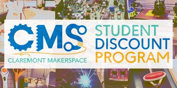 Student Discount Program Banner