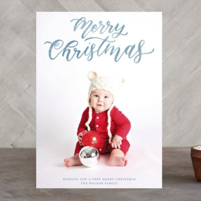Inspiration for Your Photo Christmas Card