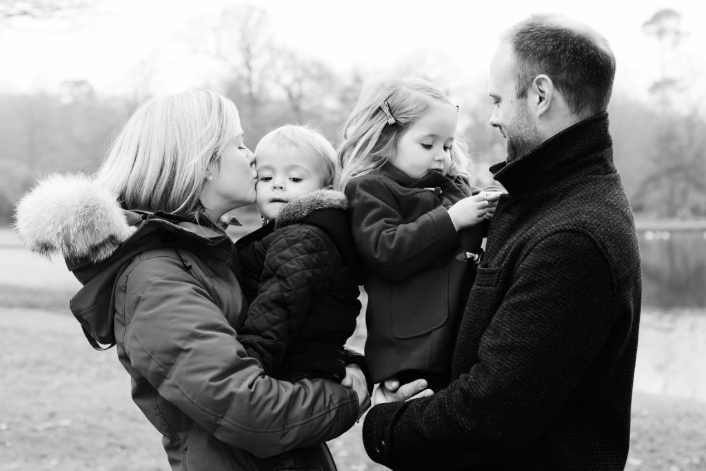 Kingston Upon Thames, Surrey Family Photographer