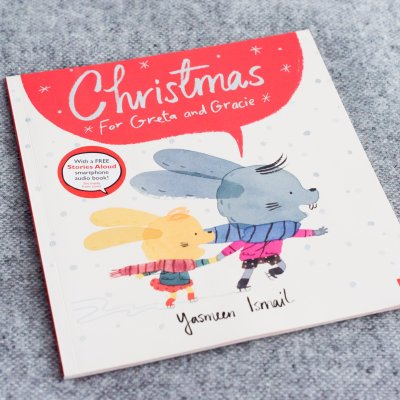 My Favourite Christmas Books for Toddlers