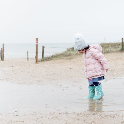 New Year in Dorset With A Toddler – A Holiday Photo Journal