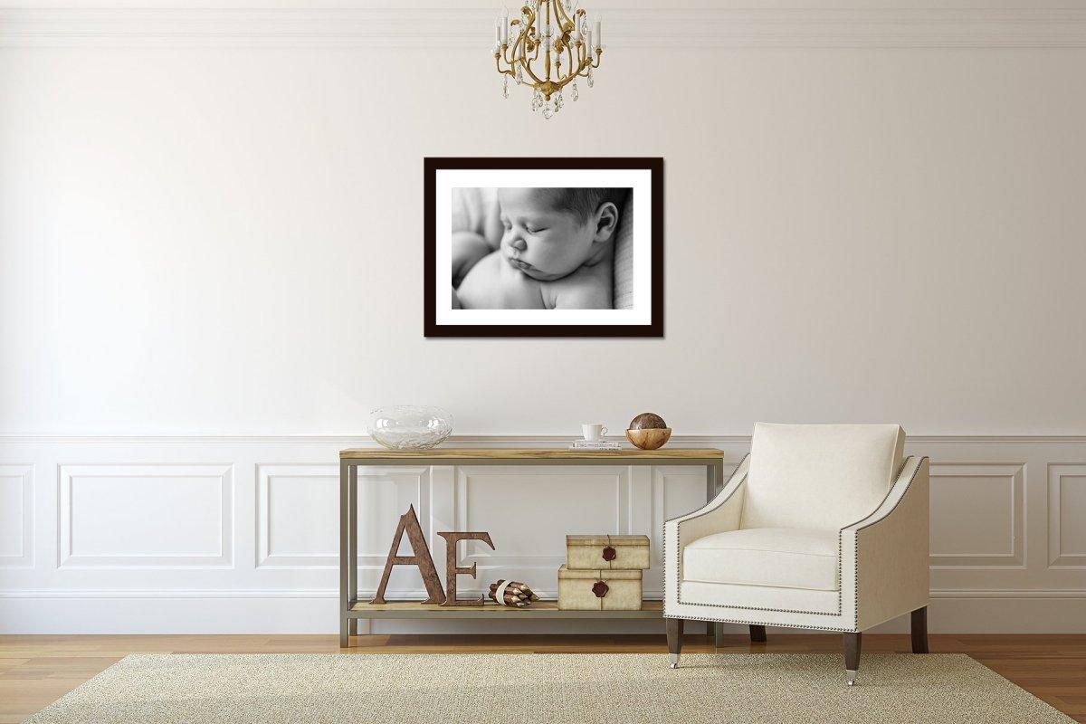 Newborn Photographer with Framing Service