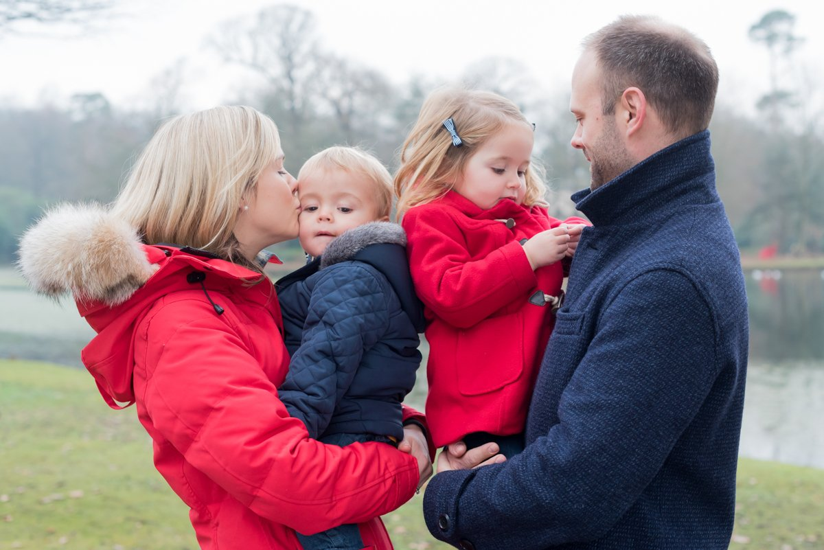 Claygate, Surrey Family Photographer