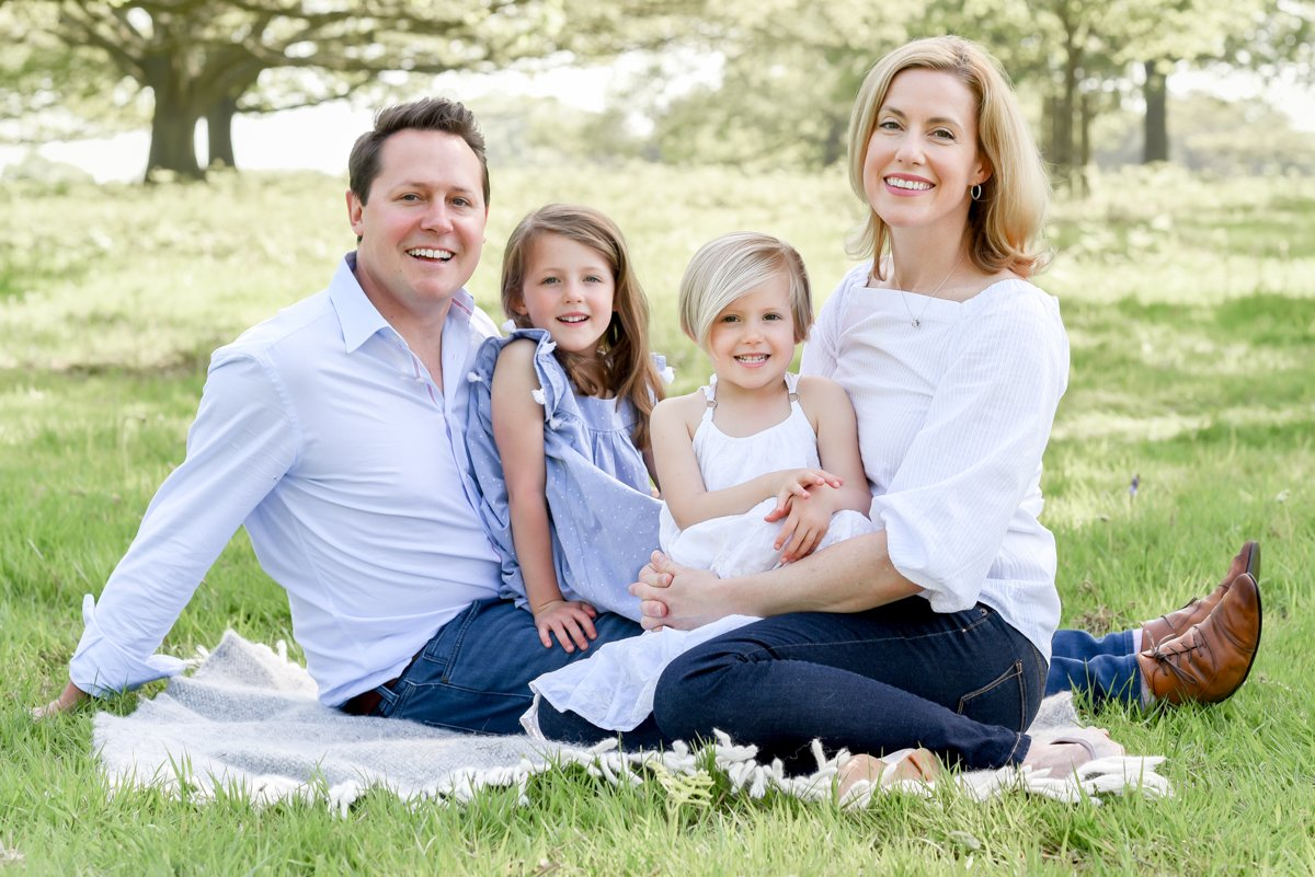 Haselmere, Surrey Family Photographer