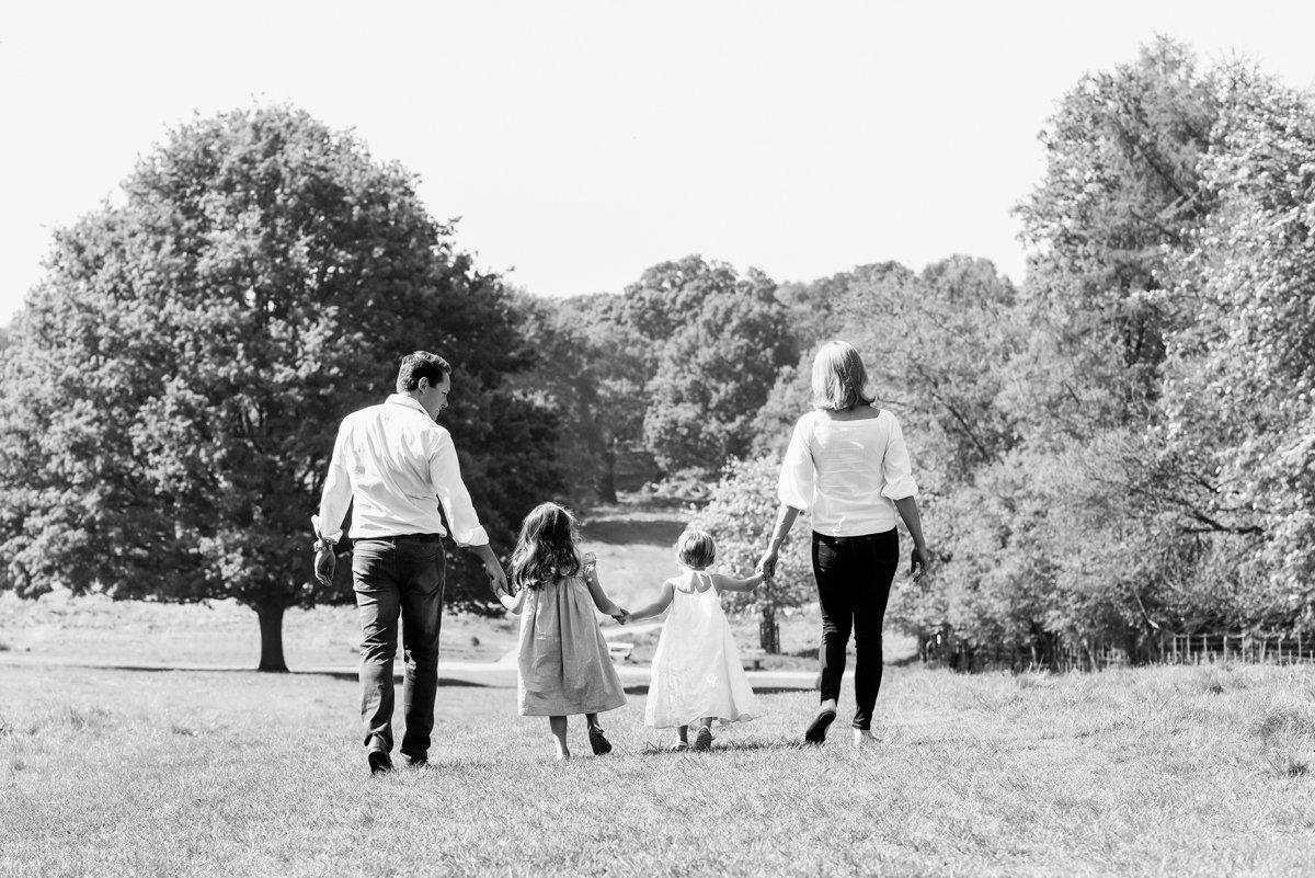 Richmond Park Family Photographer