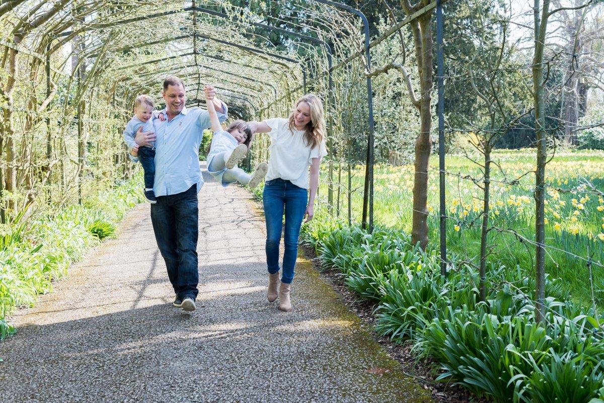 Hampton Court Family Photographer