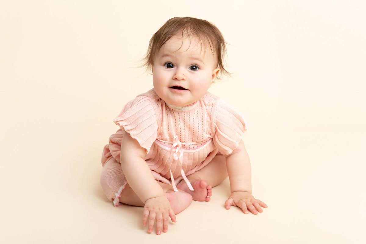 timeless baby photography