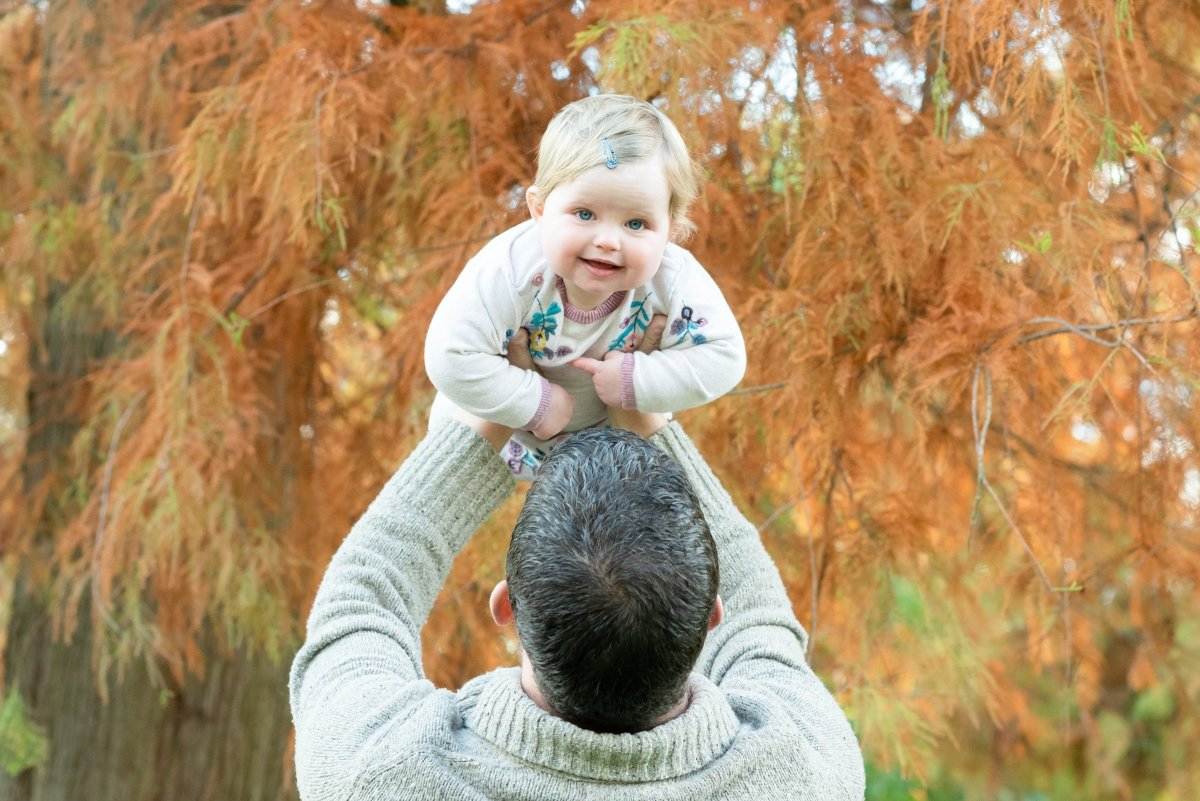 Autumn Family Photo Shoot in Surrey