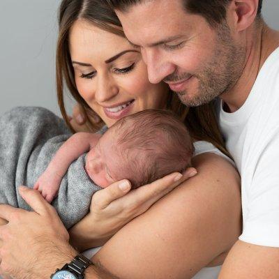 newborn photo shoot cobham