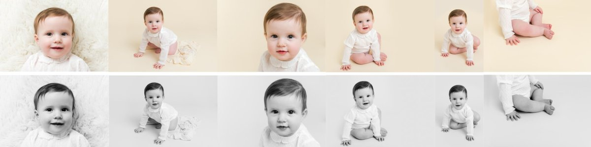 10 month baby photo shoot
