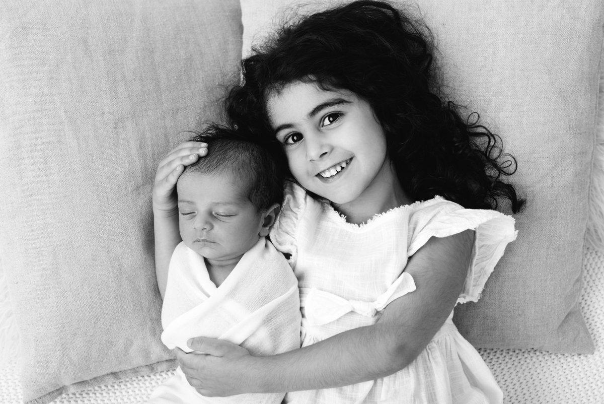 Surrey Newborn Baby Photography