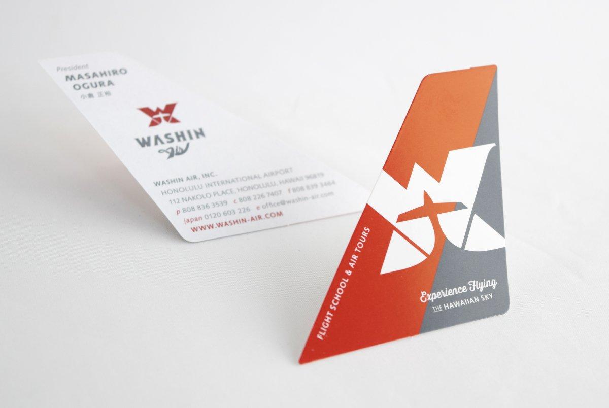 Washin Air Inc.