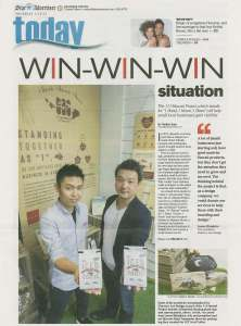 Kuni Interview Star-Advertiser