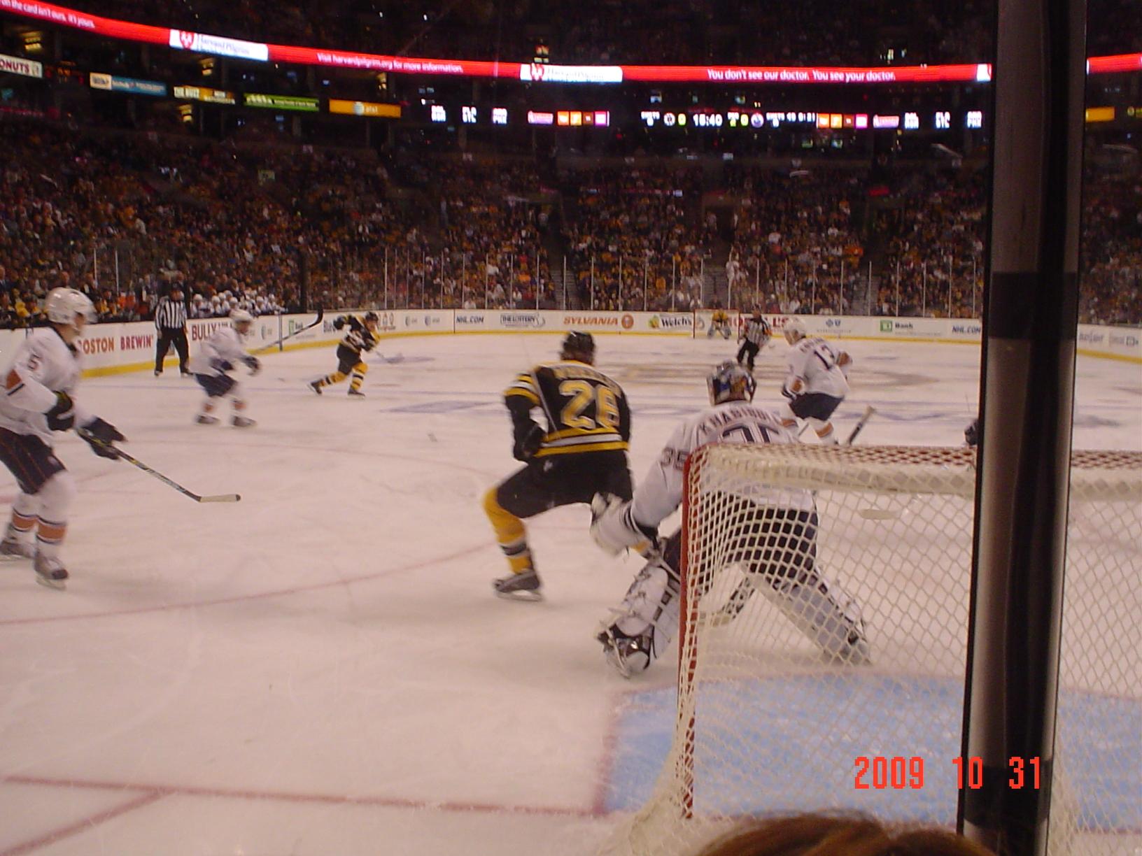 Bruins Shot