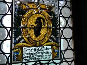 Window crest
