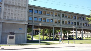 Miséricorde campus, built in the 1930s
