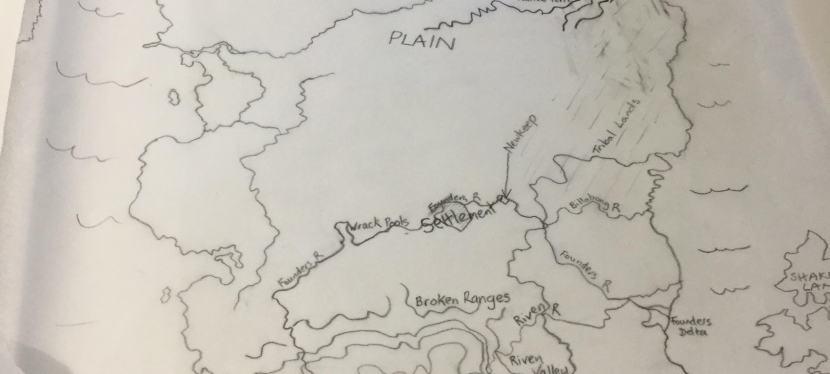 Mapmaking, worldmaking