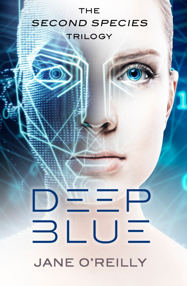 Deep Blue cover reveal: I can't wait