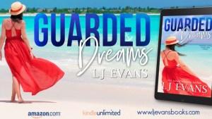 Guarded Dreams cover LJ Evans