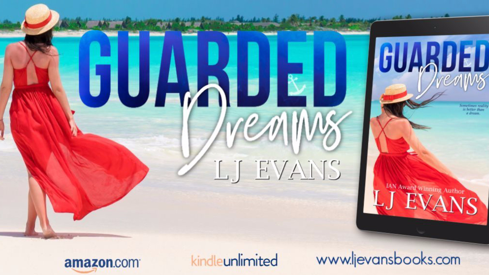Guarded Dreams cover LJ Evans