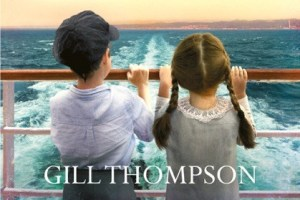 The Oceans Between Us by Gill Thompson cover