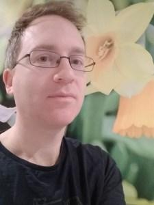 Author Mark Newman