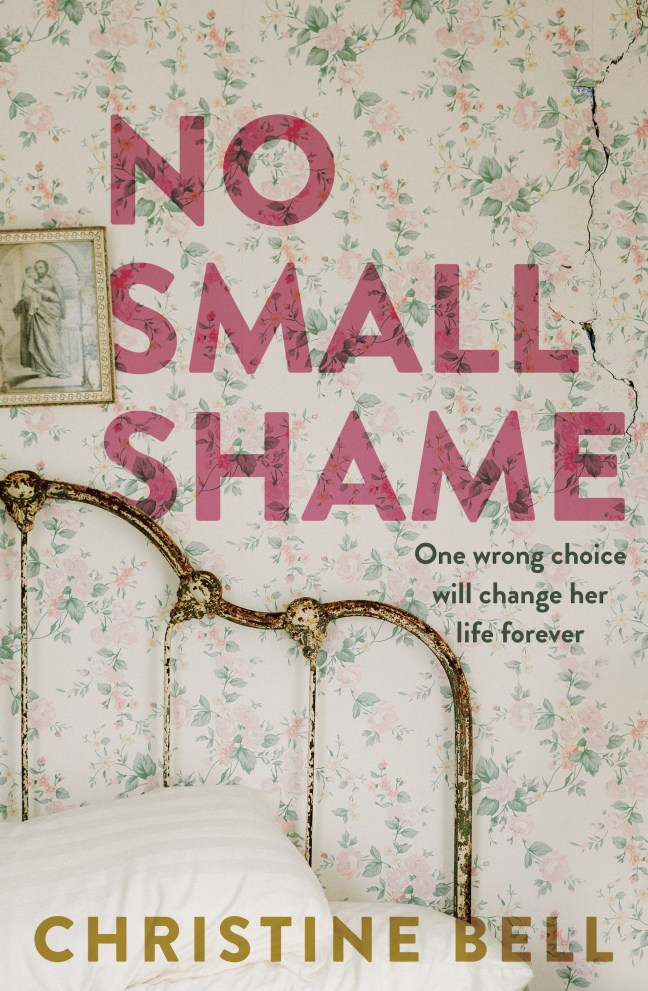 No Small Shame by Christine Bell