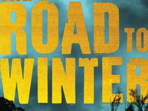 The Road to Winter by Mark Smith (cover detail)