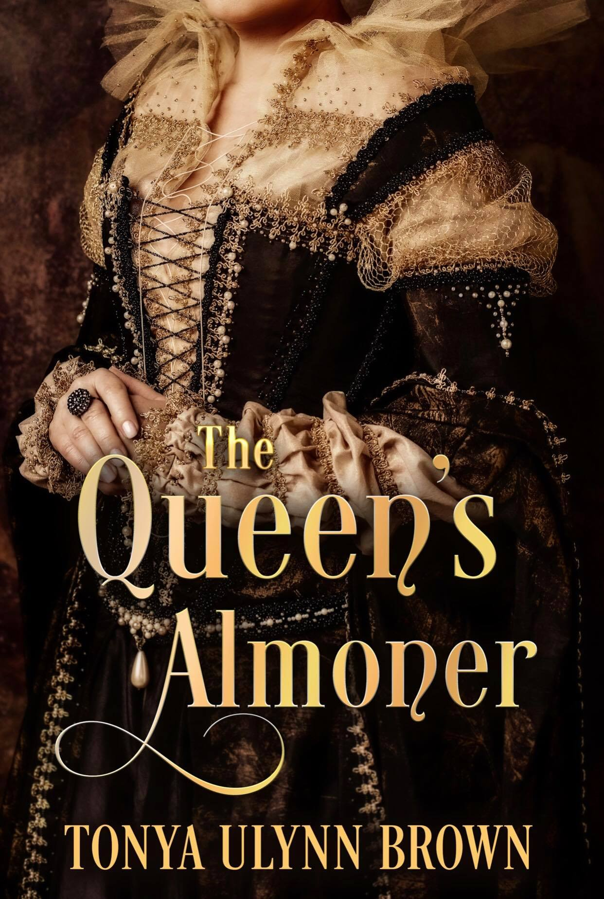 The Queen's Almoner by Tonya U Brown