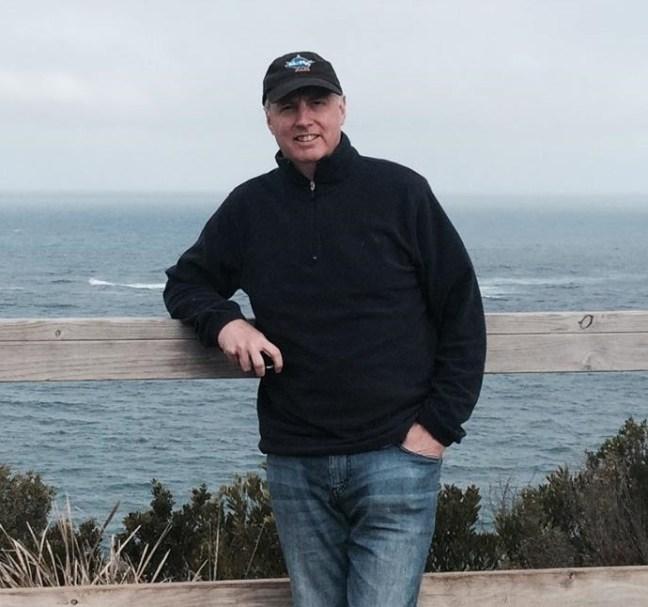 Author Steve Harrison