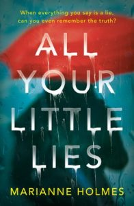 All Your Little Lies cover image