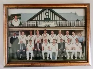 MCC First XI Premiers 1994/95