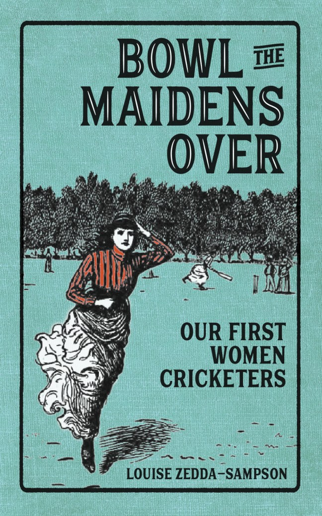 Bowl the Maidens Over cover