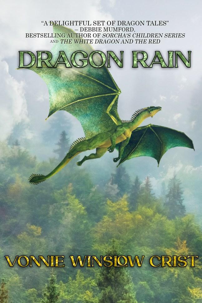 Dragon Rain cover