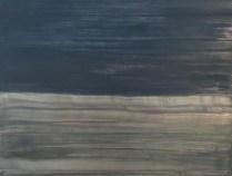 Untitled. 30x40cm.Oil on aluminium.